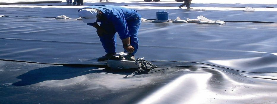 Geomembrane in Azerbaijan