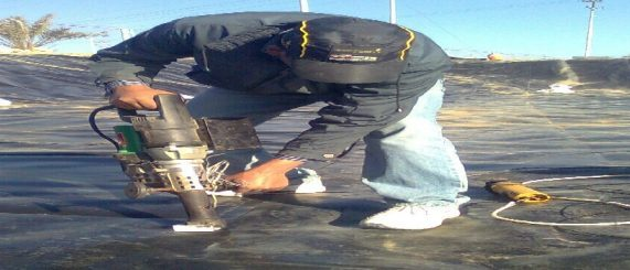 Installation of Geomembrane Pakistan, installation of geomembrane in Russia, Russia, Azerbaijan, USA
