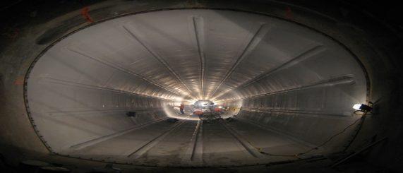 Tunnel Lining, undergroud waterproofing membrane